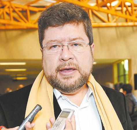 El opositor Samuel Doria Medina