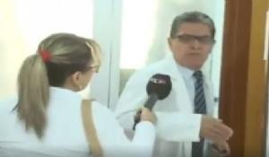 Genera polémica la agresión entre una periodista y un médico