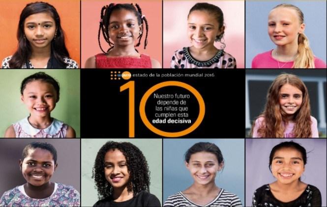 ONU alerta que cada 10 minutos muere una niña por violencia y por día 47.700 menores a 17 años se casan