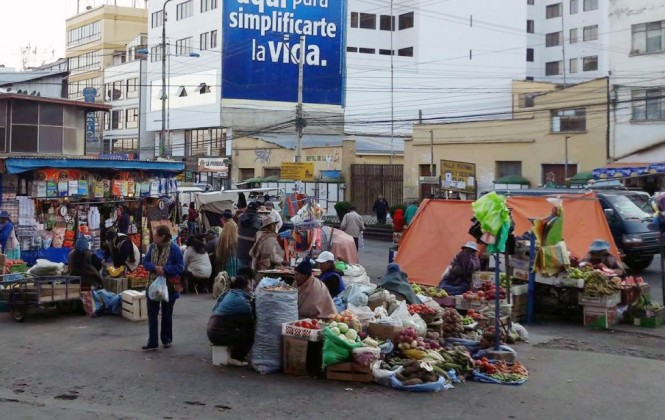 Crónica // El derecho al trabajo cuando las calles tienen dueños