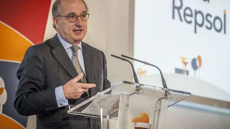 Antonio Brufau, presidente de Repsol