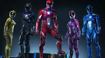 La nueva versión de los Power Rangers. / Entertainment Weekly