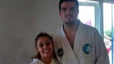 Triple femicidio en Mendoza. Claudia Lorena Arias y el instructur de artes marciales Daniel Gonzalo Zalazar Quiroga.