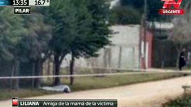 El atacante de la joven está prófugo.