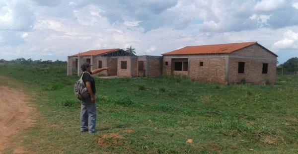 fachada del microhospital