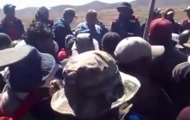 Asambleístas piden a la Fiscalía que dé con los autores de la muerte de los mineros