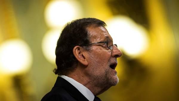 En funciones. Mariano Rajoy espera ser investido para volver a ser en forma definitiva el presidente del gobierno español. /AP