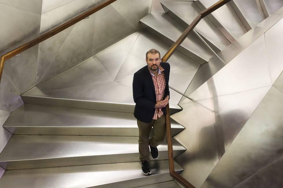 Guillem Anglada-Escudé, astrónomo. rn