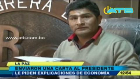 COB pide ser parte del INE para fiscalizar sus estudios