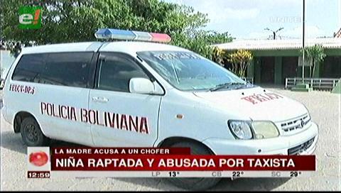 Una madre denuncia a taxista por raptar y abusar de su hija de 10 años
