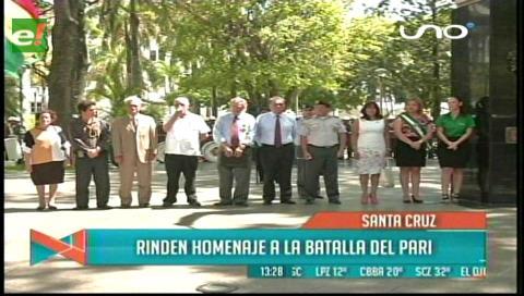 Batalla del Pari es declarada Patrimonio Histórico mediante Ley Departamental