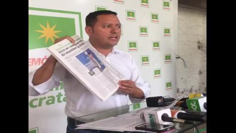 Oposición pide separación del cargo del Ministro de Economía