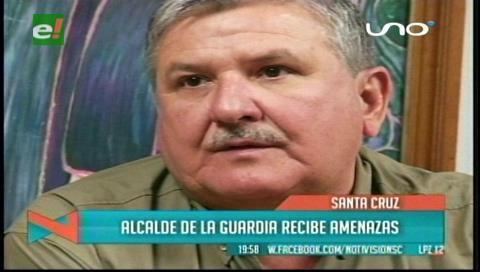 Alcalde de La Guardia denuncia amenazas por parte de los dragueros