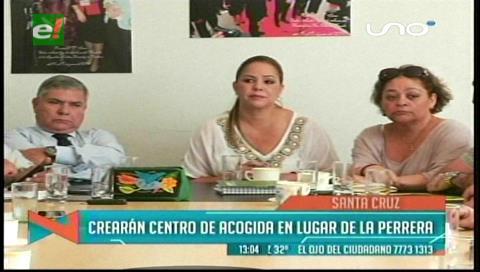 Santa Cruz: Comerciantes marcharon contra el censo gremial