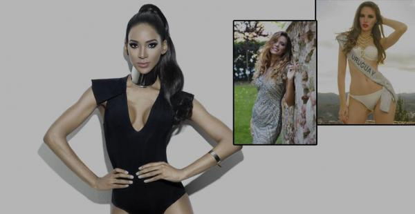 Candidatas a Reina Hispanoamericana 2016