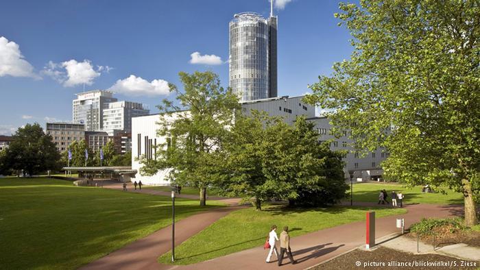Deutschland Essen wird European Green Capital 2017 (picture alliance/blickwinkel/S. Ziese)