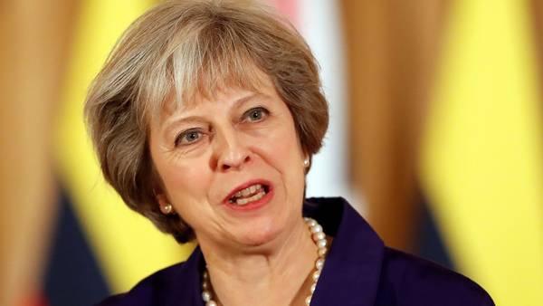 Golpe. La premier británica, Theresa May, adelantó que apelará el fallo de la Corte. /AP