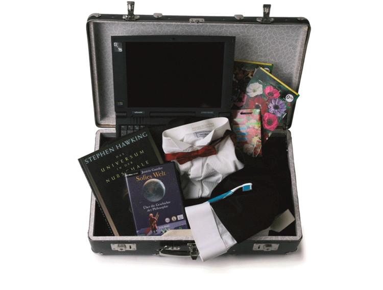 La maleta de un alemán