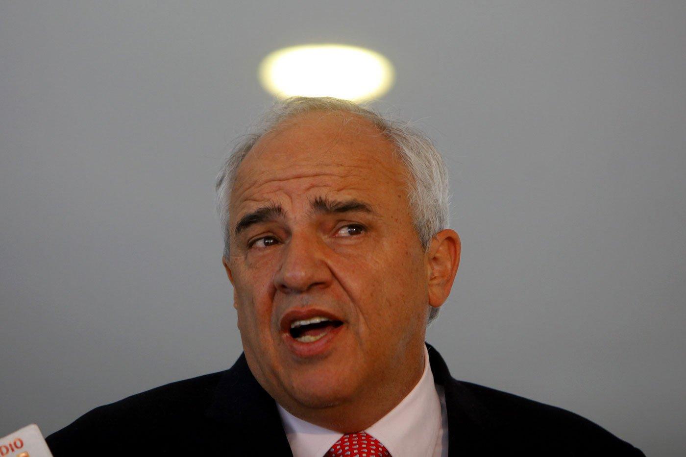 El secretario general de Unasur, Ernesto Samper (foto archivo EFE)