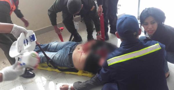 Es el segundo accidente que ocurre en el aeropuerto Alcantari en 15 días