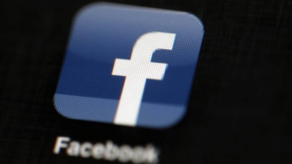 Logo de Facebook.