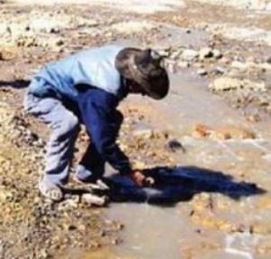 Regantes y mineros de Potosí pelearon por agua