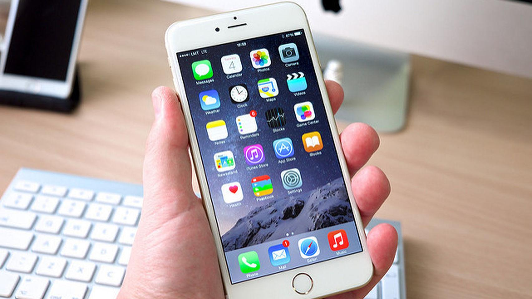 Las pantallas del iPhone 6 pueden dar problemas.