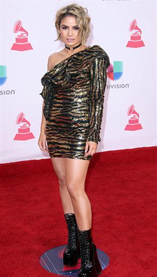 ¿Qué? Inexplicable lo de la conductora, youtuber y actriz Maiah Ocando. Foto: LA NACION / Agencias