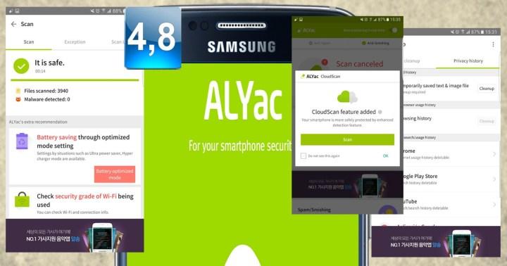 Aplicación ALYac