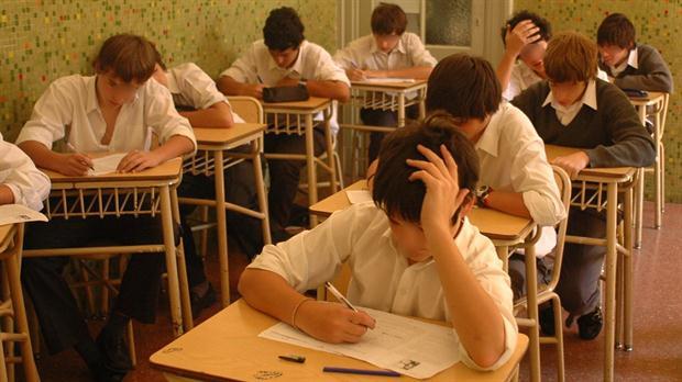 Muchos de los alumnos no saben estudiar