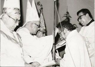 Ordenación Episcopal en Vallegrande