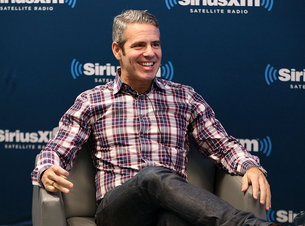 Andy Cohen, Sirius