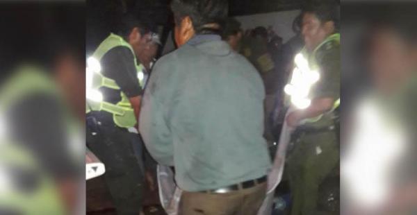 Los heridos fueron llevados en su mayoría al hospital de Camiri