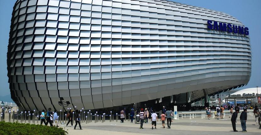 edificio Samsung