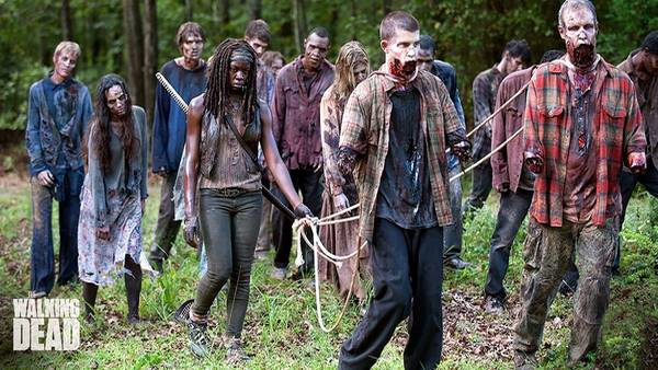 The Walking Dead | Foto: Prensa Fox
