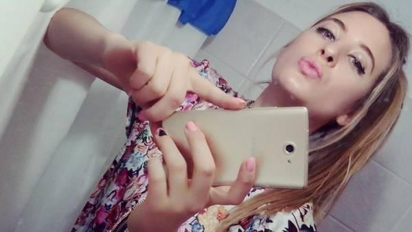 Córdoba. Brenda Arnoletto tenía 24 años. Su cuerpo fue hallado en una obra en construcción de la localidad de Pozo del Molle. (Facebook)