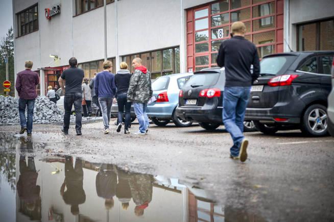 MTV3, una cadena de televisión finlandesa, anunció despidos en octubre de 2013. (Reuters/Trond H. Trosdahl/Lehtikuva)