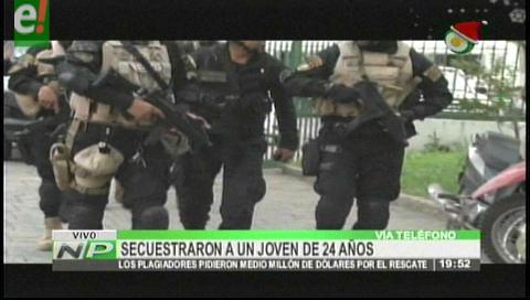 Villamontes: Reportan secuestro de una persona