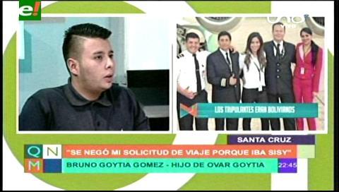 Conmovedores relatos de familiares de los tripulantes del LaMia
