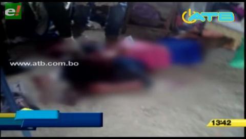 Se registró otro caso de feminicidio en Cochabamba