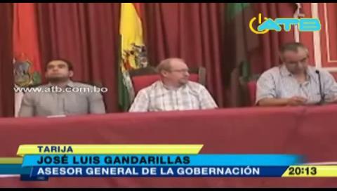 Tarija podría perder Bs 33 millones del Gobierno