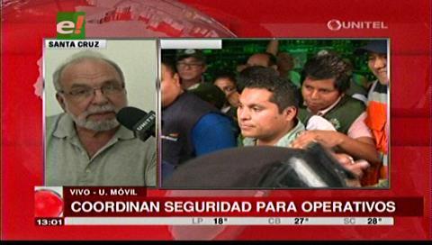 Instituciones deciden realizar operativos coordinados para evitar conflictos