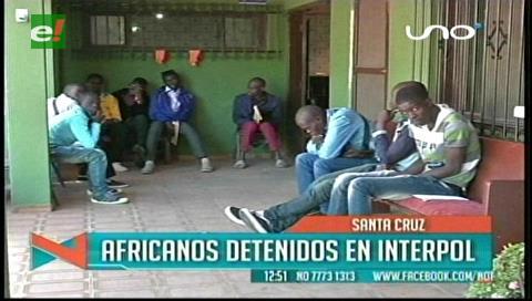 Santa Cruz: Investigan el ingreso irregular de 10 africanos