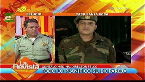 Doble asesinato: La Policía de Brasil busca a la ex pareja de Laura Santa Rosa