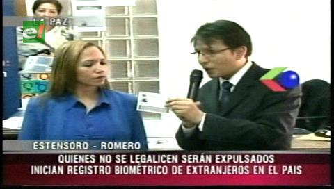 El Gobierno inicia censo de extranjeros y regularización migratoria