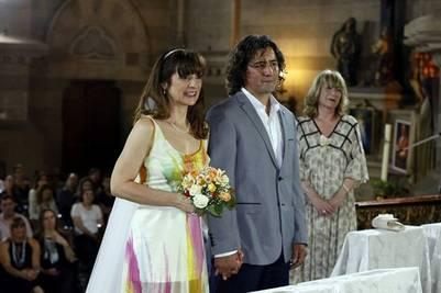 El emocionante casamiento sorpresa que armó el fotógrafo Gustavo Ortiz (Instagram)