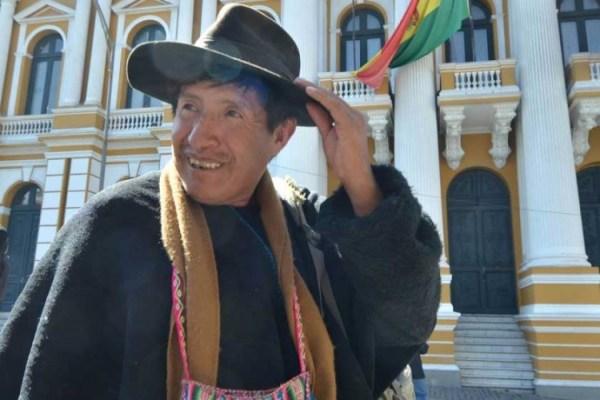 DIPUTADO. Rafael Quispe participó de una investigación sobre manejos en el ex FONDIOC.