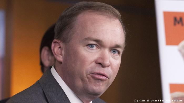 USA | Trump nominiert Mick Mulvaney zum Chef des Haushaltsbüros (picture-alliance/ P Photo/H. Hamburg)