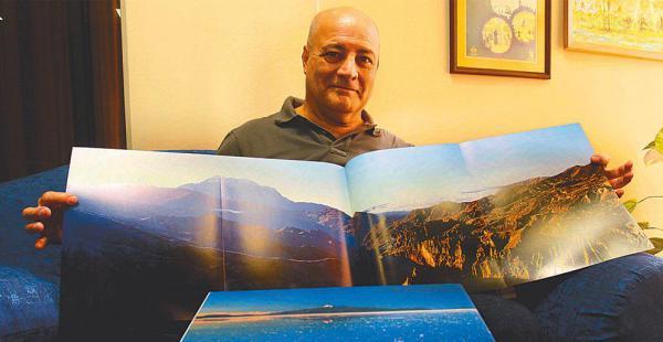 Kenning ha publicado 15 libros en sus 25 años de carrera. Bolivia Natural puede ser el último que haga, comentó el fotógrafo boliviano