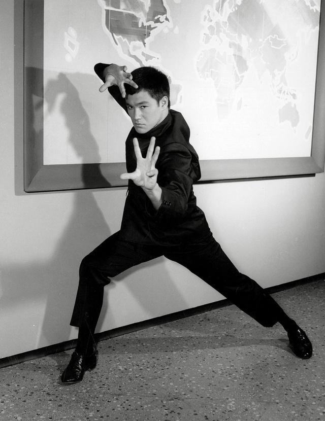 Bruce Lee, la leyenda.